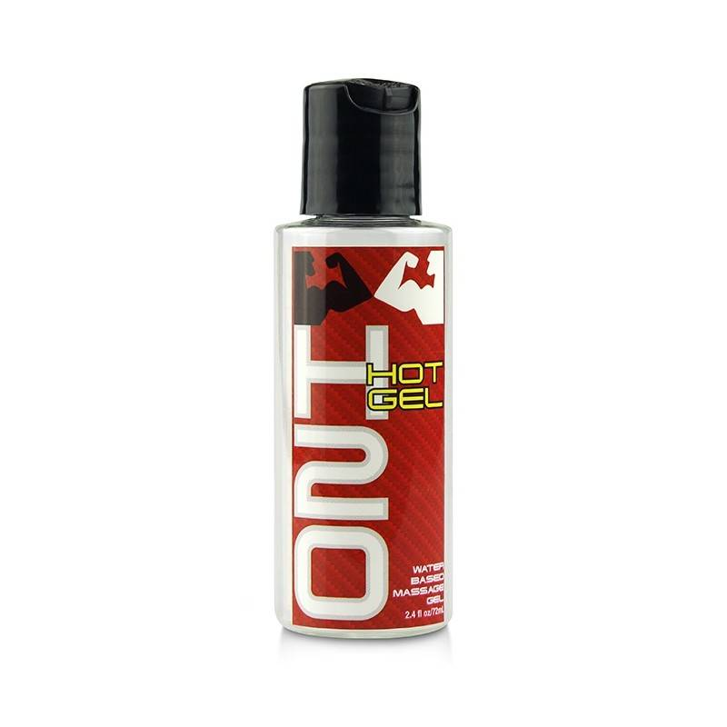 ELBOW GREASE LUBRICANTE A BASE DE AGUA HOT