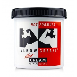 LUBRICANTE CREMA HOT by ELBOW GREASE