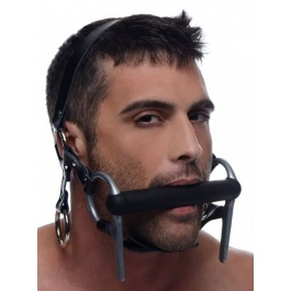 PONY SILICONE BIT AND BRIDLE HEAD HARNESS