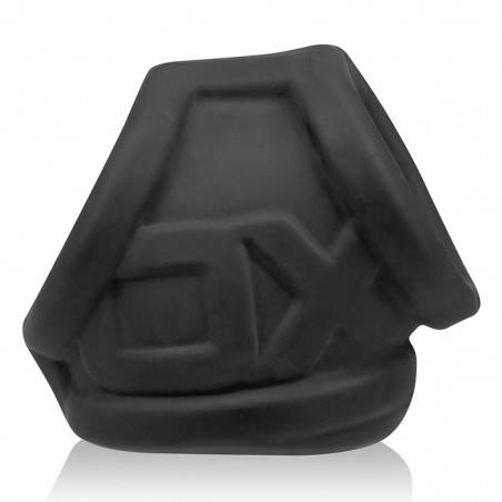 OXSLING BLACK ICE SILICONE COCKSLING BY OXBALLS
