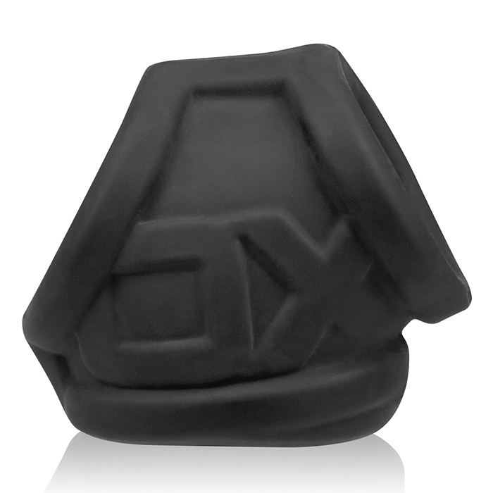 OXSLING COCKSLING SILICONE MATE NOIRE BY OXBALLS