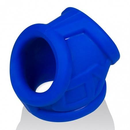 OXSLING BLUE ICE SILICONE COCKSLING BY OXBALLS