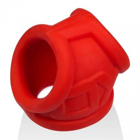OXSLING RED ICE SILICONE COCKSLING BY OXBALLS