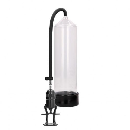 Deluxe Beginner Pump - Transparant