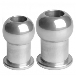 ALUMINIUM ANAL STRETCHER PLUG ZE STRETCHER