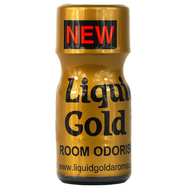LIQUID GOLD ISOPROPYLE POPPERS 10 ML