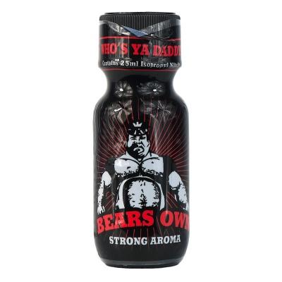 Poppers bears isopropyl 25 ml