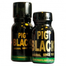 Poppers Pig black 13ml