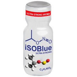 ISOBLUE POPPERS 22 ML