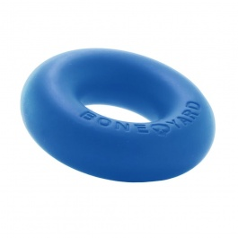 ULTIMATE COCKRING SILICONE BONEYARD AZUL