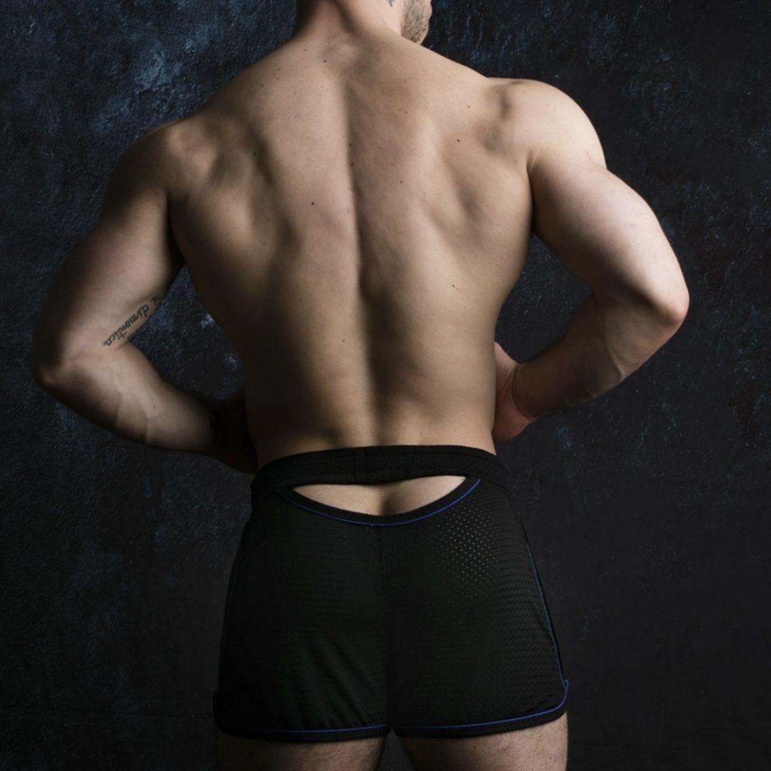 boxer y pantalon corto