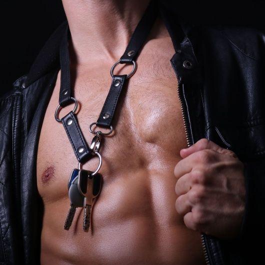 Dark Line, Leather accessories