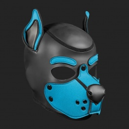 Mr. S Leather, Puppy and dog training, Puppy masks, Puppy masks