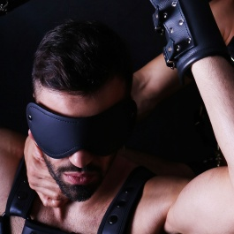 Bondage, Hoods, Leather, Lleather hoods and accessories