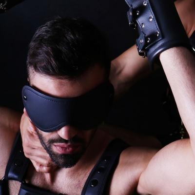 Bondage, Máscara, Campanas, Cuero, Balaclavas y accesorios de cuero