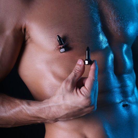 Fetisch, BDSM, Tits Play - pompes à seins, hart und BDSM, Tom of Finland