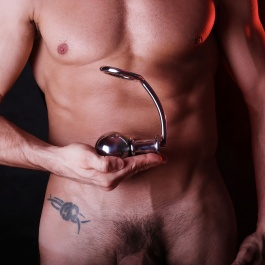 Ass lock, Juguetes sexuales anales, Dark Line
