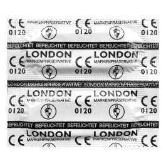 100 DUREX LONDON CONDOMS