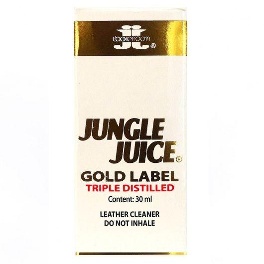 Jungle Juice gold label triple distilled 30 ml