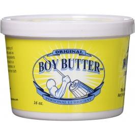 BOY BUTTER, Oil-based lubricant, Lubricant, Creams & sprays, Fist lubricant, Anal lubricant