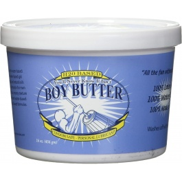 Boy Butter H2O 16Oz/454Gr