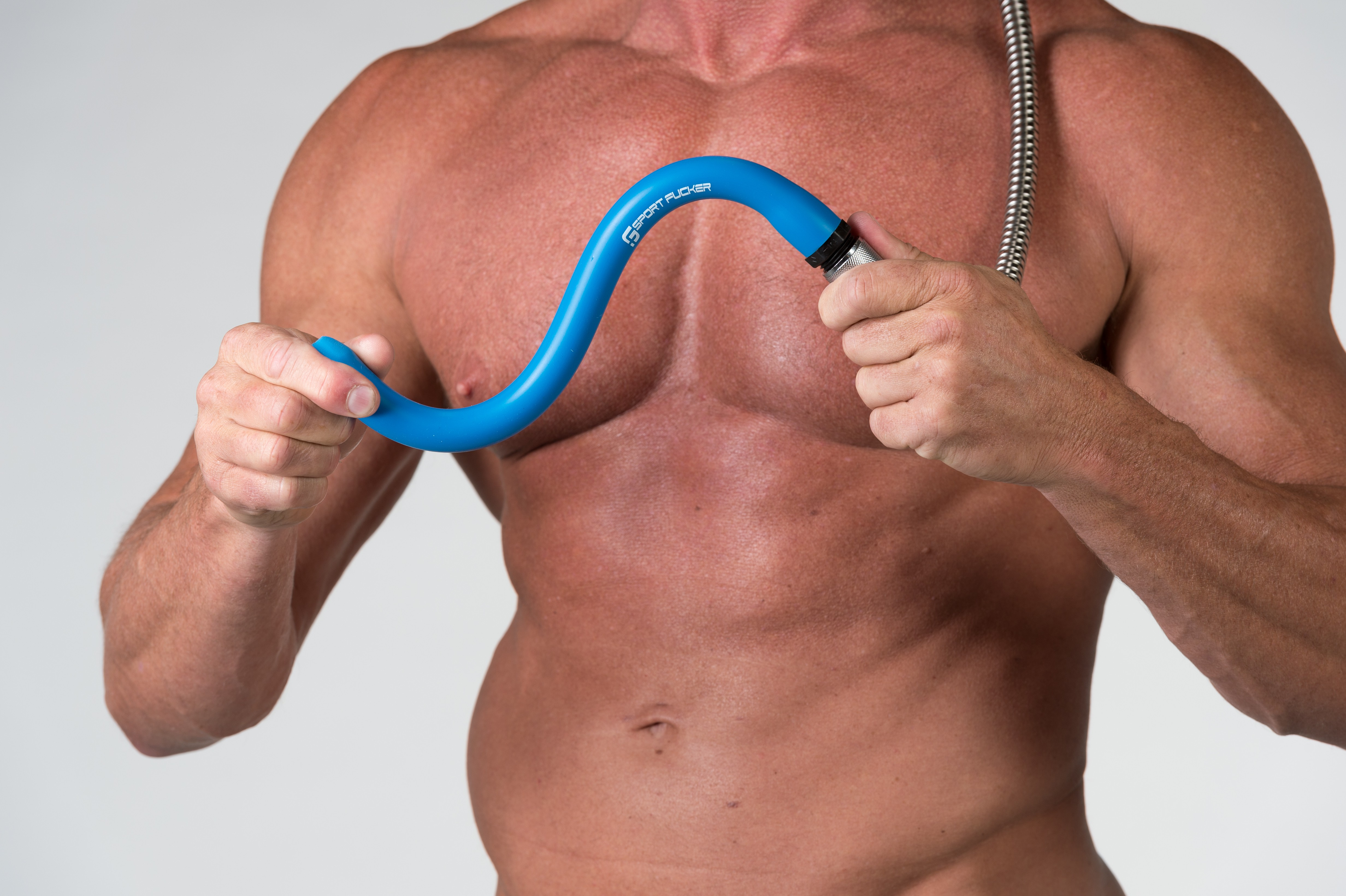 EMBOUT DOUCHE ANAL LOCKER ROOM HOSE SILICONE By sportfucker