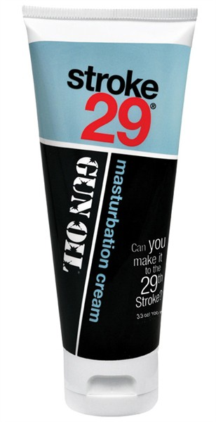 "CREME DE MASTURBATION """"STROKE 29"" 100ML"
