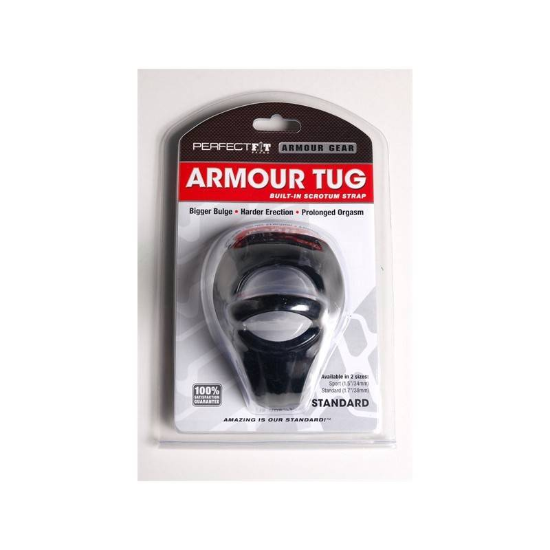 COCKRING BALLSTRETCHER ARMOUR TUG 38 MM by PERFECT FIT