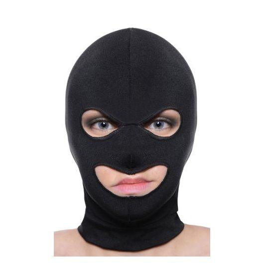 Fetisch, BDSM, cagoules et masques