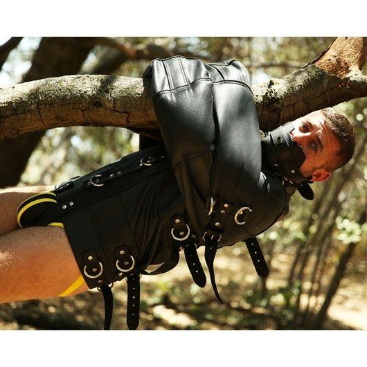 BDSM, Guardarropa, hard y BDSM, Mr. S Leather, Camisoles y trajes, Accesorios de Mr S Leather, Cuero, Ropa y ropa interior de cu