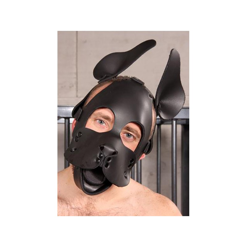 NEOPRENE MUZZLE WOOF Mr-S-LEATHER