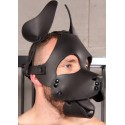WOOF CAGOULE TETE DE CHIEN EN NEOPRENE Mr-S-LEATHER