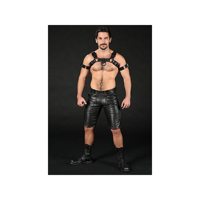 HARNAIS DARK ROOM BULLDOG MISTER S LEATHER