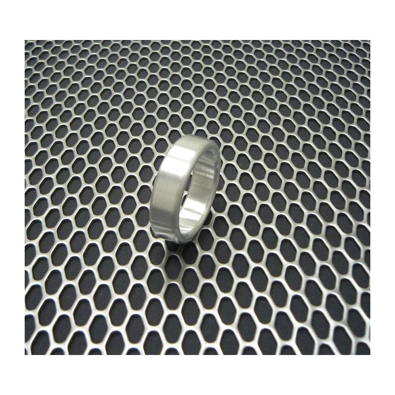 BAGUE-COCKRING EN ALUMINIUM NARROW BY BALLISTIC METAL