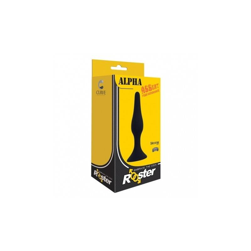 "ANALPLUG 15,5 CM ""ALPHA ADVANCED"" von ROOSTER"