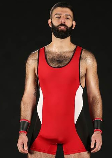 CHAMPION SINGLET by MISTER S