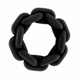 COCKRING CHAINE SILICONE SONO by SHOTS MEDIA