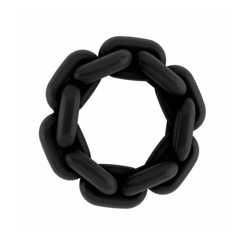 COCKRING CHAINE SILICONE N° 4 by SONO