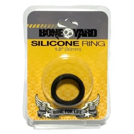 3X STRETCH SILICONE COCKRING by BONE YARD