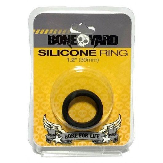 3X STRETCH SILICONE COCKRING by BONEYARD