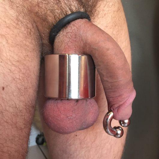 Ballstretcher, Cock Play, hart und BDSM, Metall ballstretcher, Dark Line, Ballstretchers Dark-Line