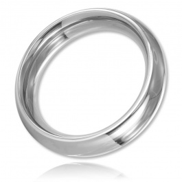 STAINLESS STEEL COCKRING DONUT 12MM