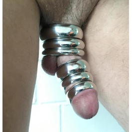 STAINLESS STEEL COCKRING...