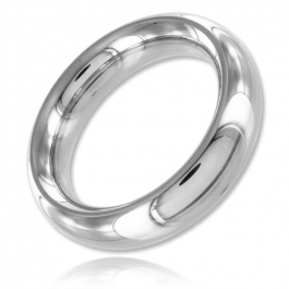 STAINLESS STEEL COCKRING DONUT 15MM