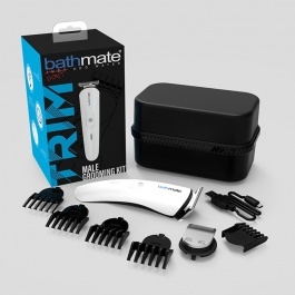 RECHARGEABLE INTIMATE RAZOR TRIMMER BY BATHMATE