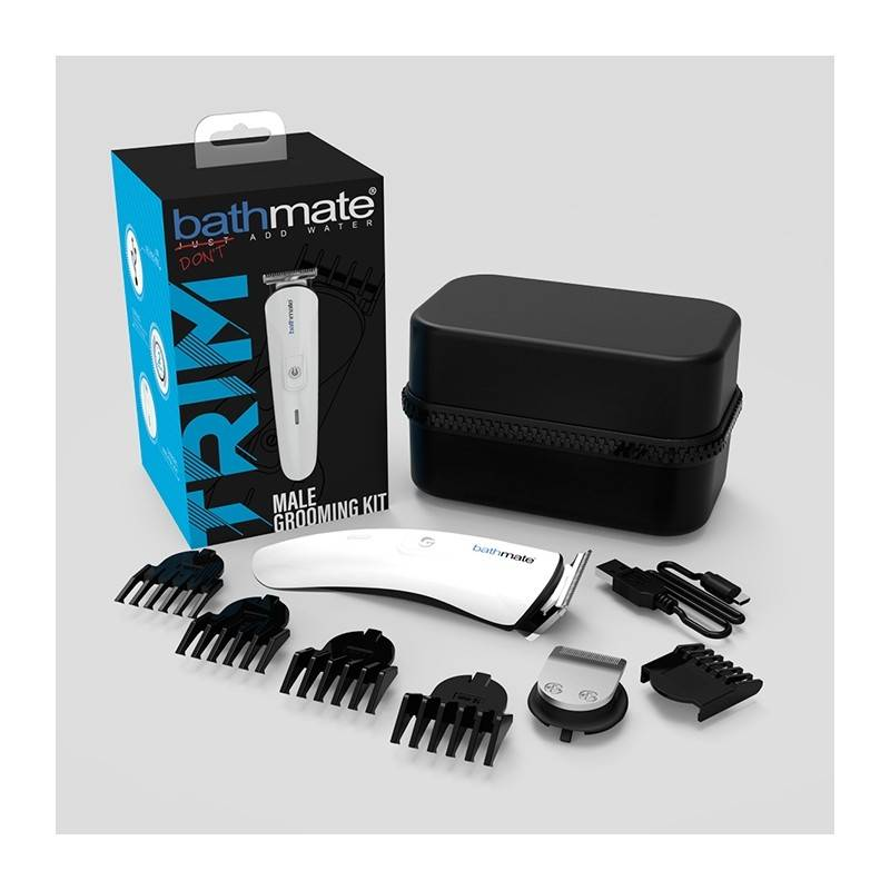 RASOIR INTIME RECHARGEABLE TRIMMER BY BATHMATE