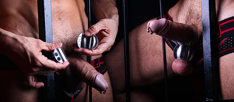juguetes sexuales magnéticos