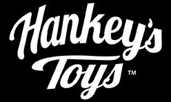 consolador hankeys toys